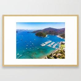 Gocek - Mugla Framed Art Print