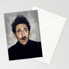 Adrien Brody / Grand Budapest Hotel Stationery Cards