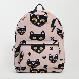 Spooky Kitties – Blush Backpack