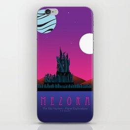 Planet Exploration: Mezora iPhone Skin