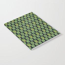 Viper Skin Green Notebook