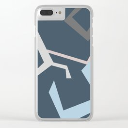 RAC GRAPHIC 04 Clear iPhone Case