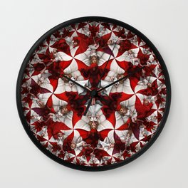 Angels & Beasts Wall Clock