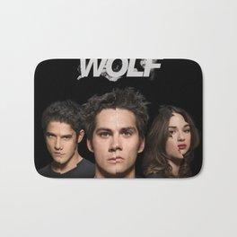 Teen Wolf Bath Mat