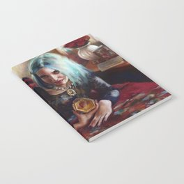 Skin of the Night Notebook