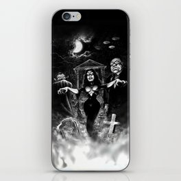 Vampira Plan 9 iPhone Skin