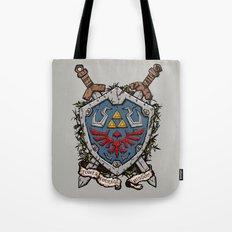 The shield Tote Bag