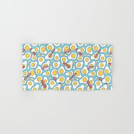 Eggs and bacon Hand & Bath Towel
