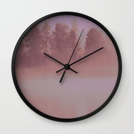 Over The Rainbow Forest #decor #society6 #buyart Wall Clock