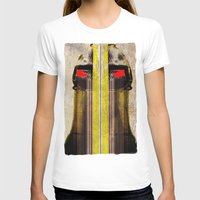lichtenstein T-shirts featuring BOT by lucborell