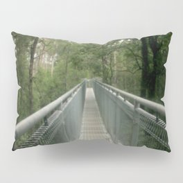 Walk above the forest Floor Pillow Sham