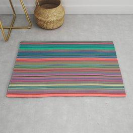 Colour Line Stripes 631 Rug