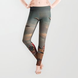 Pretend They Never Came Leggings