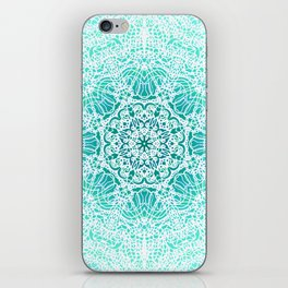 Mehndi Ethnic Style G344 iPhone Skin