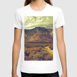 California Postcards Lone Pine T-shirt
