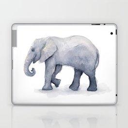 Elephant Watercolor Laptop & iPad Skin
