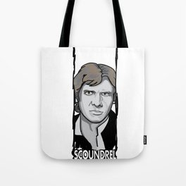 Scoundrel Tote Bag