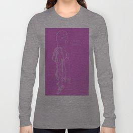 Spring Breakers/Vampire Weekend (Pink) Long Sleeve T-shirt