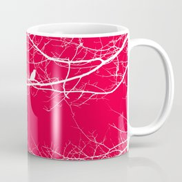 The Lonely Bird in the Tree V Coffee Mug
