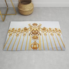 Gates of Versailles  Rug