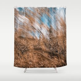 Avalon Phantom Forest Shower Curtain