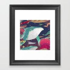 Animal Minds Framed Art Print
