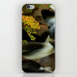 Fall from the Bridge iPhone Skin