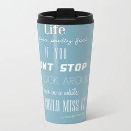 Ferris Bueller Travel Mug