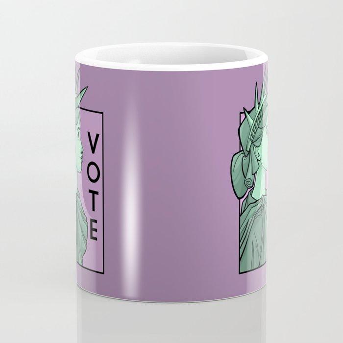 Vote Coffee Mug