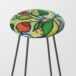 Vibrant Counter Stool