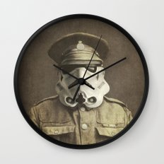 Sgt. Stormley  Wall Clock