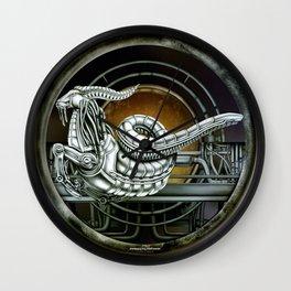 """Astrological Mechanism - Capricornus"" Wall Clock"
