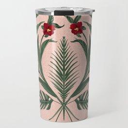 The Pink Tikki Room Travel Mug