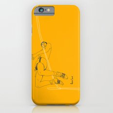 Fosbury jump iPhone 6s Slim Case