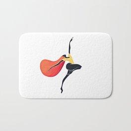 Free dance Bath Mat