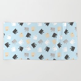 Scattercats Beach Towel