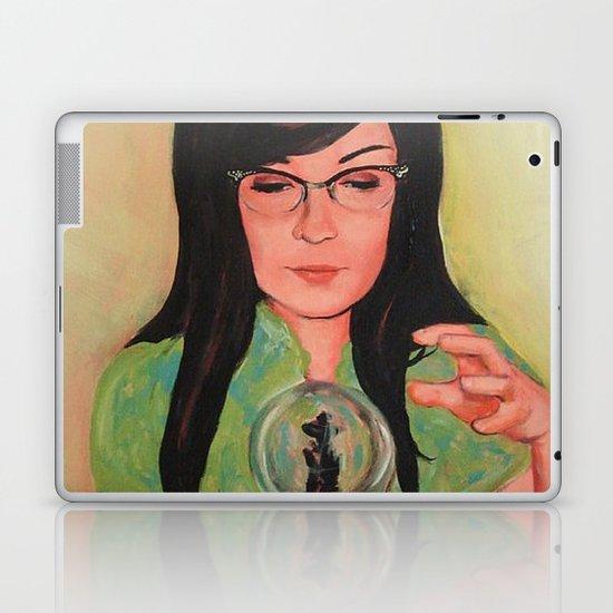 Future Is Uncertain Laptop & iPad Skin