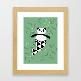 Merpanda Framed Art Print