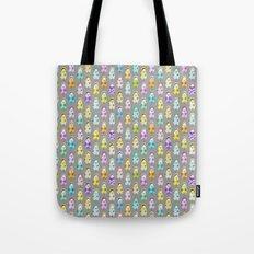 Sweet Little Matryoshkas Tote Bag