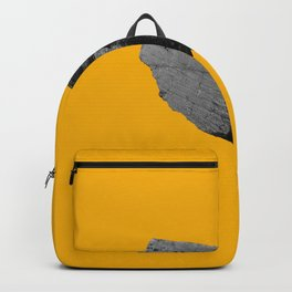 Yellow Boulder Backpack