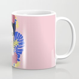 Tribute to Frida #1 Coffee Mug