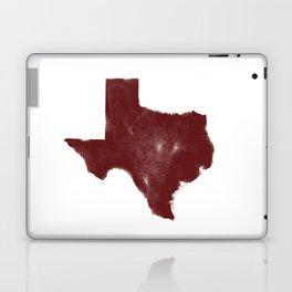 The Texas Are We - Shanna Laptop & iPad Skin