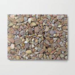 Stones Metal Print