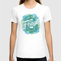 wes anderson T-shirts featuring Forage, OK by Laura Anderson by Elliot Matson