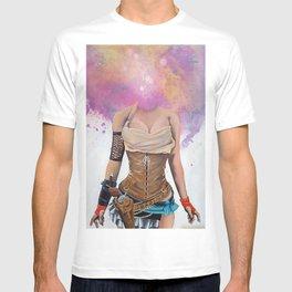 Steampunk Gun Slinger T-shirt