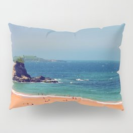 Summer in the North of Spain Pillow Sham