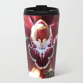 Cymbidium Travel Mug
