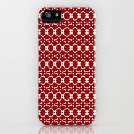 Christmas Nordic de Lite - CNDL001 iPhone Case