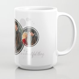 Life created out of love is a beautiful thing Coffee Mug