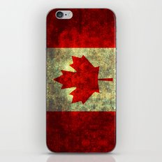 Oh Canada! iPhone & iPod Skin